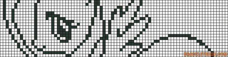http://www.braceletbook.com/pattern_alpha/1157.html