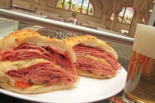 Sandwich de Mortadela do Mercadão
