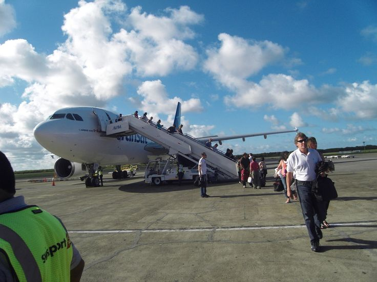 @ Punta Cana airport