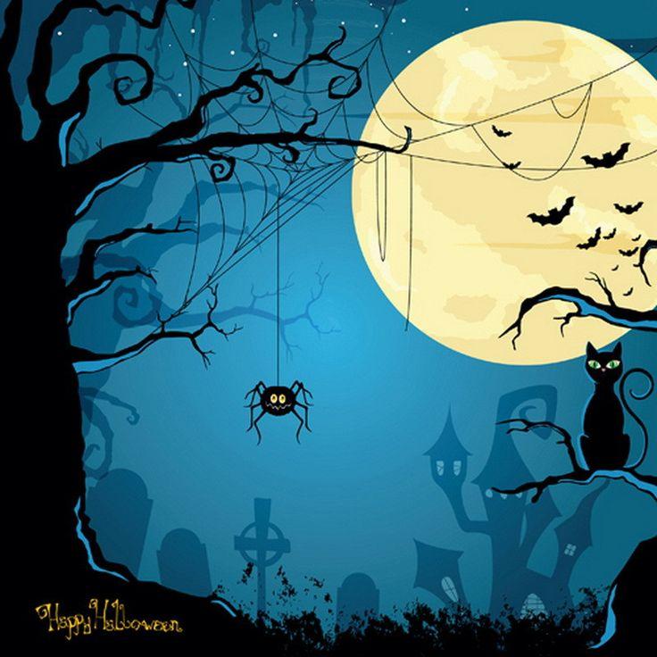 1520 Spooky Halloween