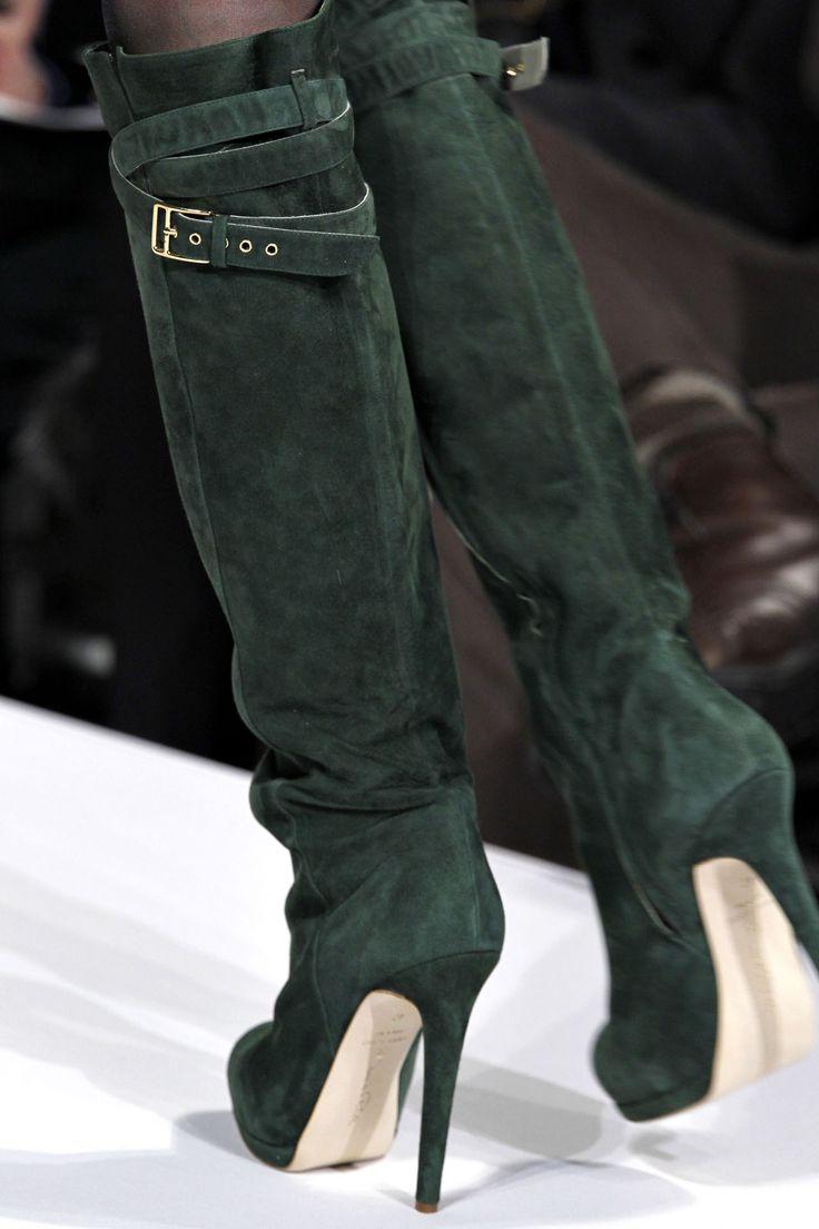 Oscar de la Renta boots