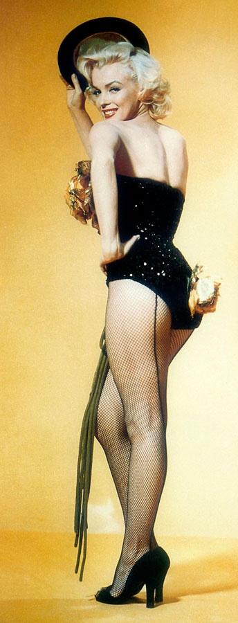 Marilyn Monroe - 1953 - Gentlemen Prefer Blondes - Directed by Howard Hawks - @~ Mlle