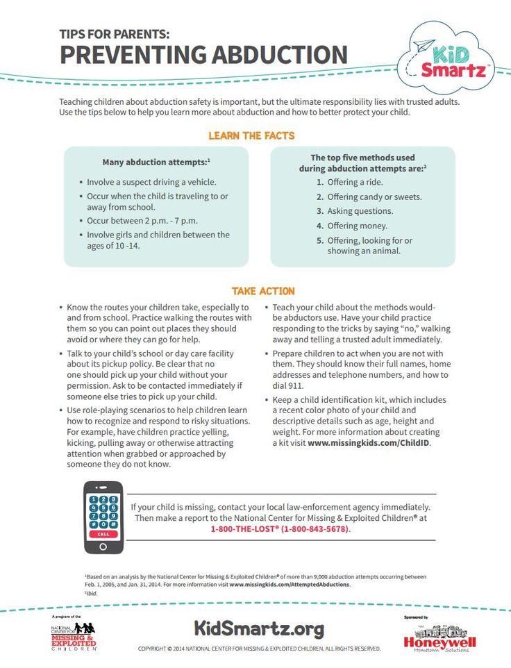 23 best stranger danger and internet safety for kids for Home safety facts