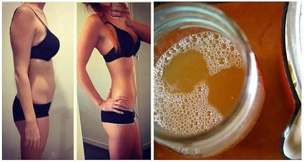 ONE CUP OF THIS DRINK BEFORE BEDTIME BURNS BELLY FAT LIKE CRAZY!!