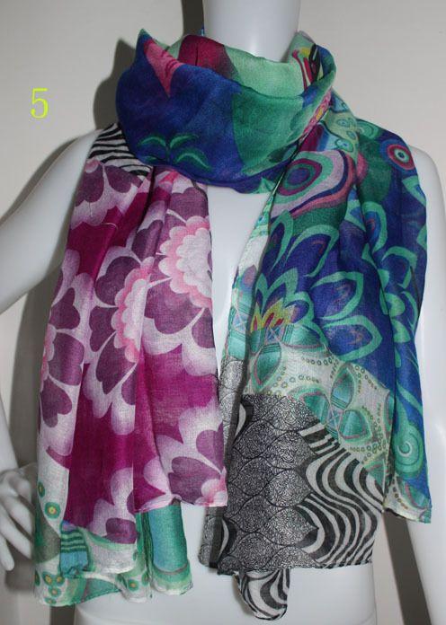 Femmes longue écharpe étoiles du ciel étoilé imprimé foulards desigual écharpes hijab dames fulares mujer pas cher prix en euros châle dans Echarpes de Accessoires et vêtements pour femmes sur AliExpress.com | Alibaba Group