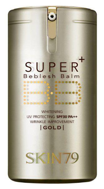 Skin79 VIP Gold Super Plus Beblesh Balm BB Cream 40g by Skin79