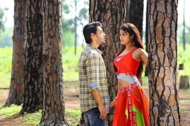 Iddari Madhya 18 Movie Stills ! Iddari Madhya18 is a telugu romantic film directed by Nani Acharyaa, starring Ram Karthik and Bhanu Tripatri in the lead roles.  | Iddari Madhya 18: WoodsDeck