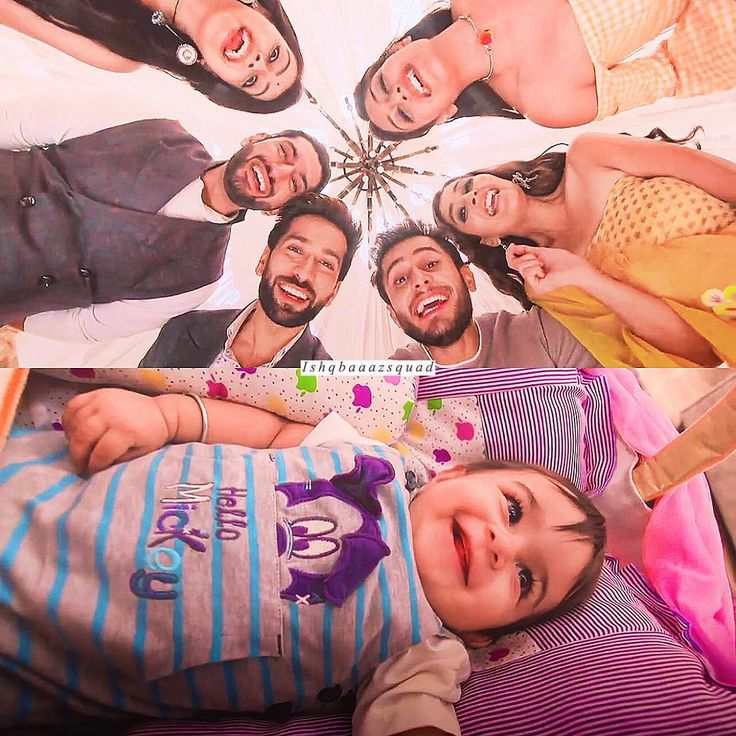 """1,665 Likes, 7 Comments - ISHQBAAAZ • DIL BOLEY OBEROI (@ishqbaaazsquad) on Instagram: """"That's the frikkin' cutest baby girl on your television screens, ladies and gents!❤️❤️…"""""""
