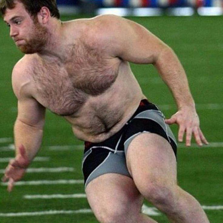 Deluna ass hairy athletes blog