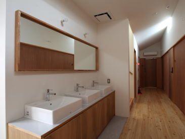Services&Facilities   Hostel Mitsuwaya Osaka