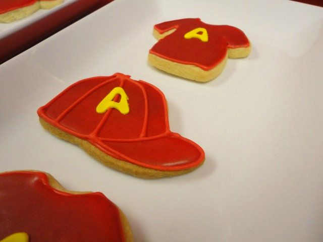Parker's 4th Birthday?? Alvin and and the Chipmunks Cookies