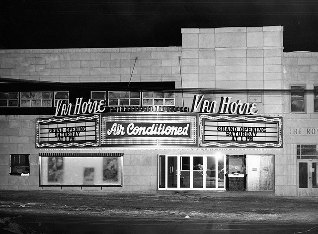 Cinema Van Horne, Montreal, PQ.