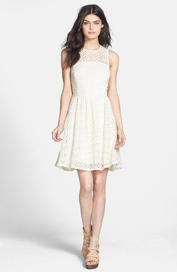 taylor embroidered dress / ella moss