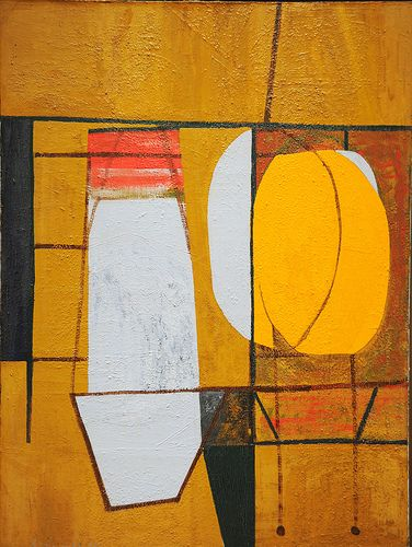 Robert Motherwell. Western Air. 1946-47. MoMA, NYC