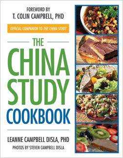 Black-Eyed Pea Salad Recipe + The China Study Cookbook Giveaway