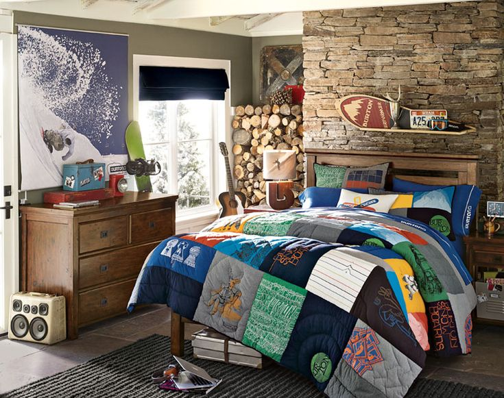 164 Best Guysu0027 Bedrooms Images On Pinterest | Bedroom Ideas, Pbteen And Boy  Bedrooms