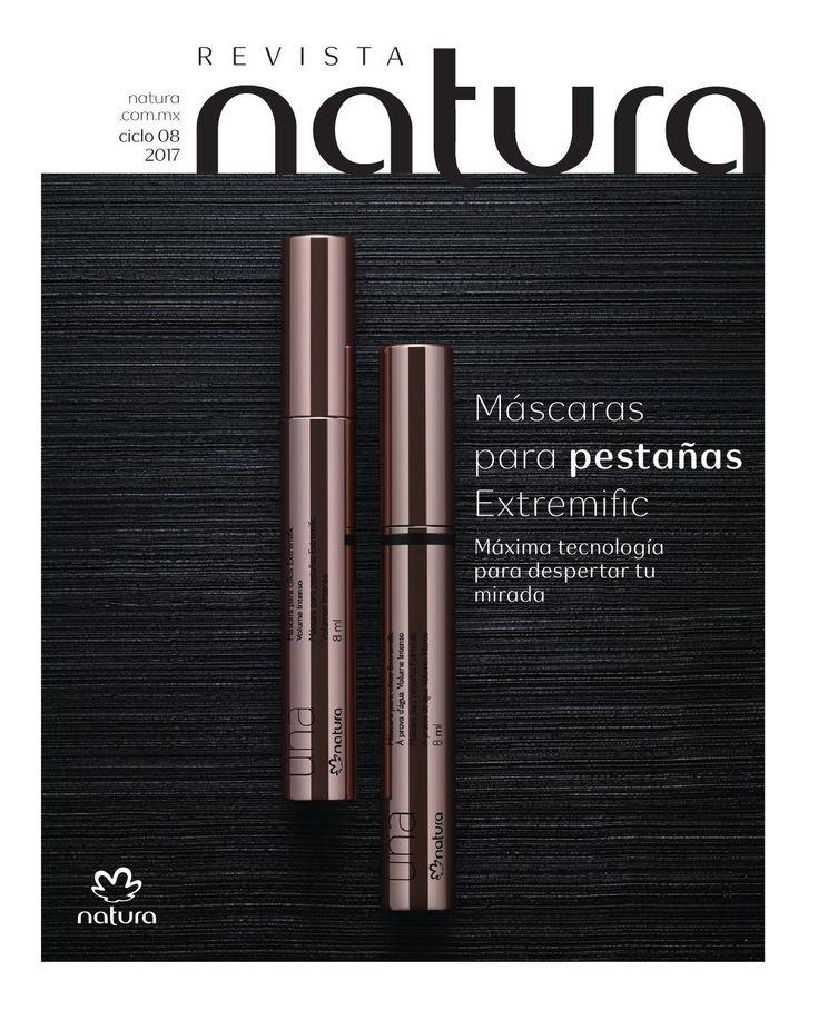 Revista Natura México - Ciclo 08 2017 by Natura de México - issuu
