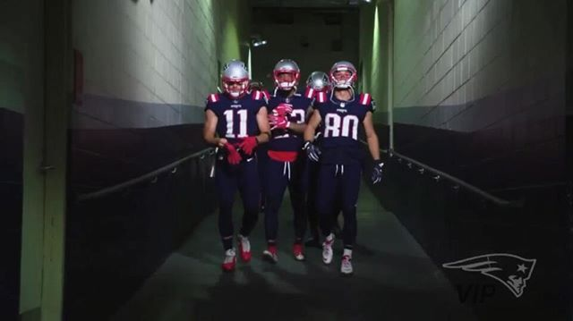Patriots Playoffs Hype!  Song: Heroes by Generdyn