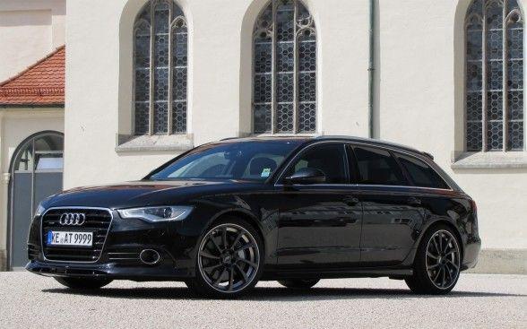 ABT Sportsline Audi AS6 Avant (2012)
