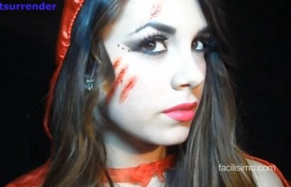Vídeo: Cómo hacer el maquillaje de caperucita roja