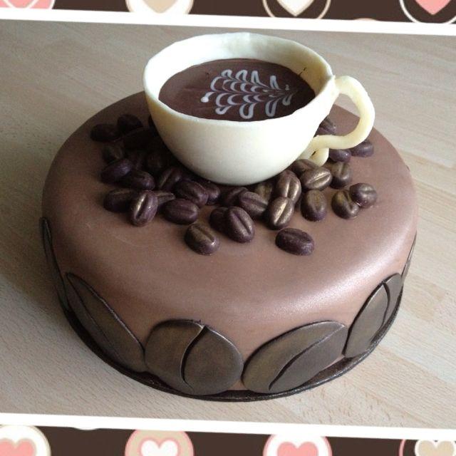 Fine Birthday Ideas Happy Birthday Coffee Cake Personalised Birthday Cards Vishlily Jamesorg