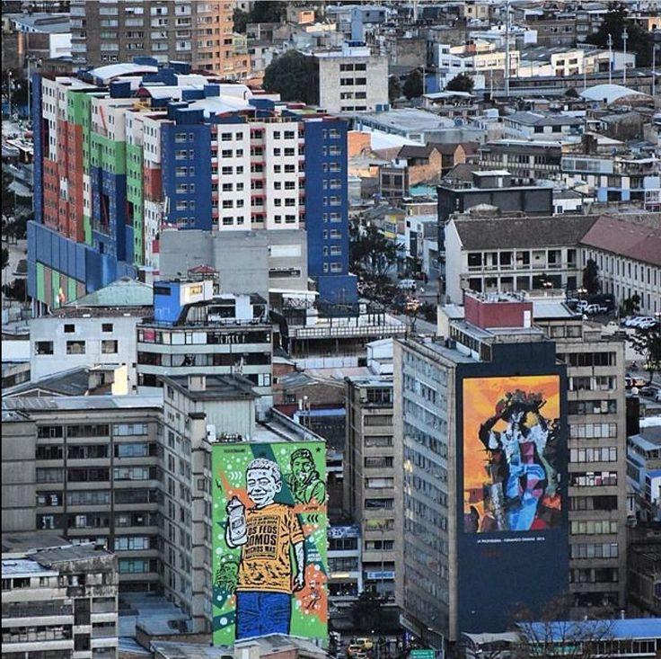 In Bogota, Colombia, 2017