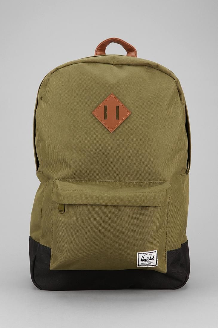d476a168148 Herschel Supply Co. Heritage Two-Tone Backpack  urbanoutfitters ...