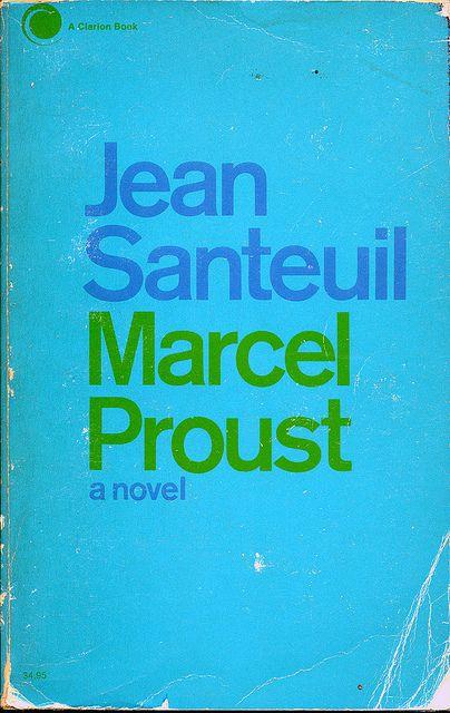 Jean Santeuil. Designed by J+M Condon