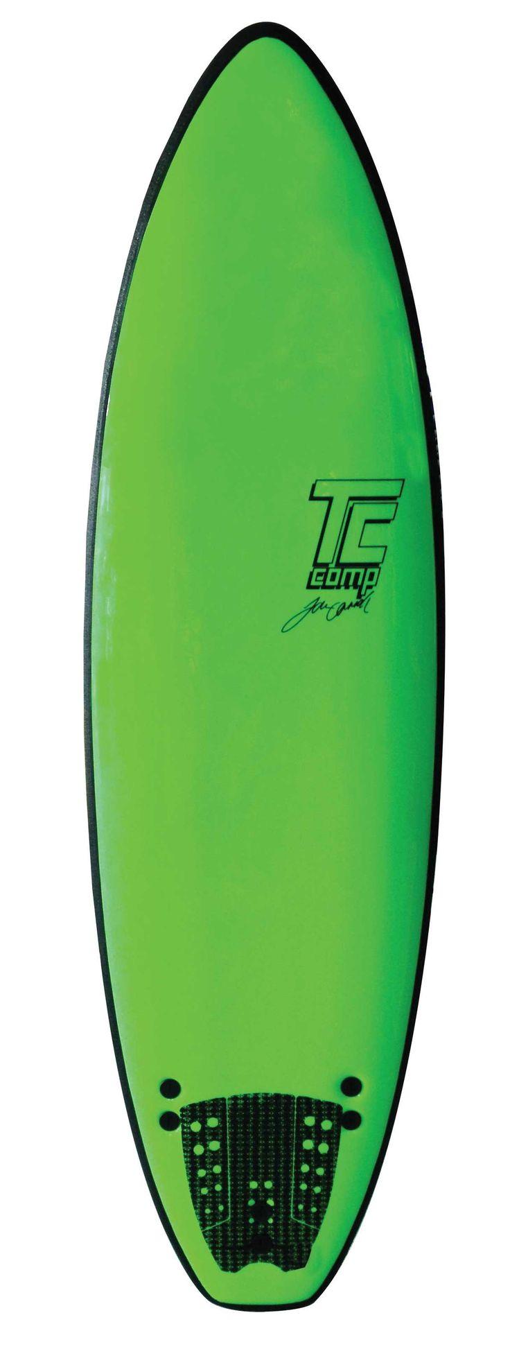 SOFTECH SOFT SURFBOARD Tom Carroll DSS Comp Thruster - 6'6 Your Local Bodyboard Shop - Australia & Worldwide