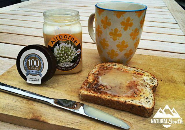 Airborne Clover Honey is one of our favorites. Read about this New Zealand classic in our product review