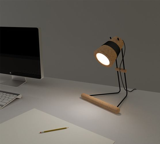 Kurk Modern Desk Lamp