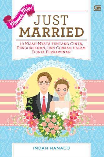 Just Married ! Indah Anaco !