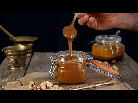 Crema catalana con manzana, y glaseado de caramelo