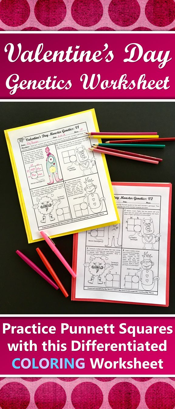 Pin on Biology Worksheets, Activities, Ideas, and Test