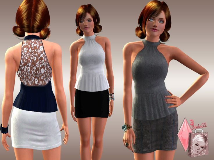 A e B Sims 3