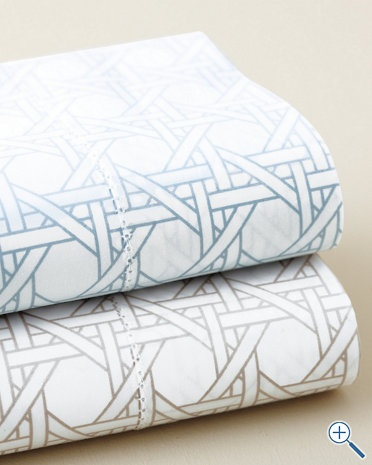 exclusive canecroft hemstitched supima percale bedding 35