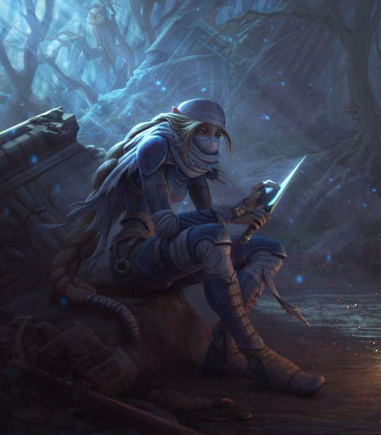 Sheik. The Legend of Zelda