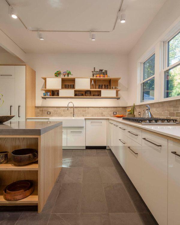 90 besten light kitchen Bilder auf Pinterest - einbauküchen für kleine küchen