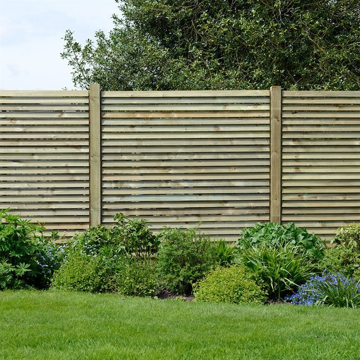 The 25 Best Wooden Fence Panels Ideas On Pinterest Wood