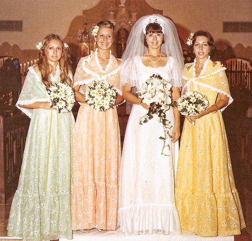1000 Images About A Bridesmaids Vintage In Color On