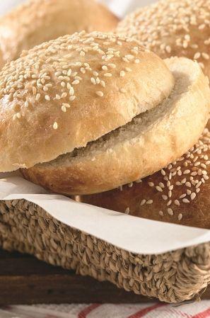 Beautiful Burger Buns | Recipe | Beautiful, Sweet and Brown