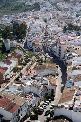 Olvera . Andalusia . Spain. 🌙
