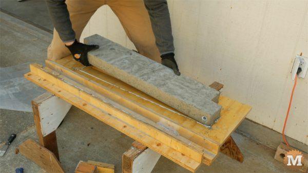 Make Concrete Garden Boxes PART 1 - Complete Precast Form