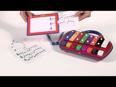 Tolo Toys Classic Xylophone Demo