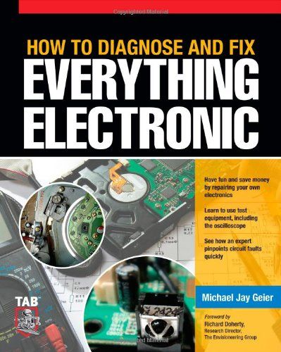 How to Diagnose and Fix Everything Electronic.