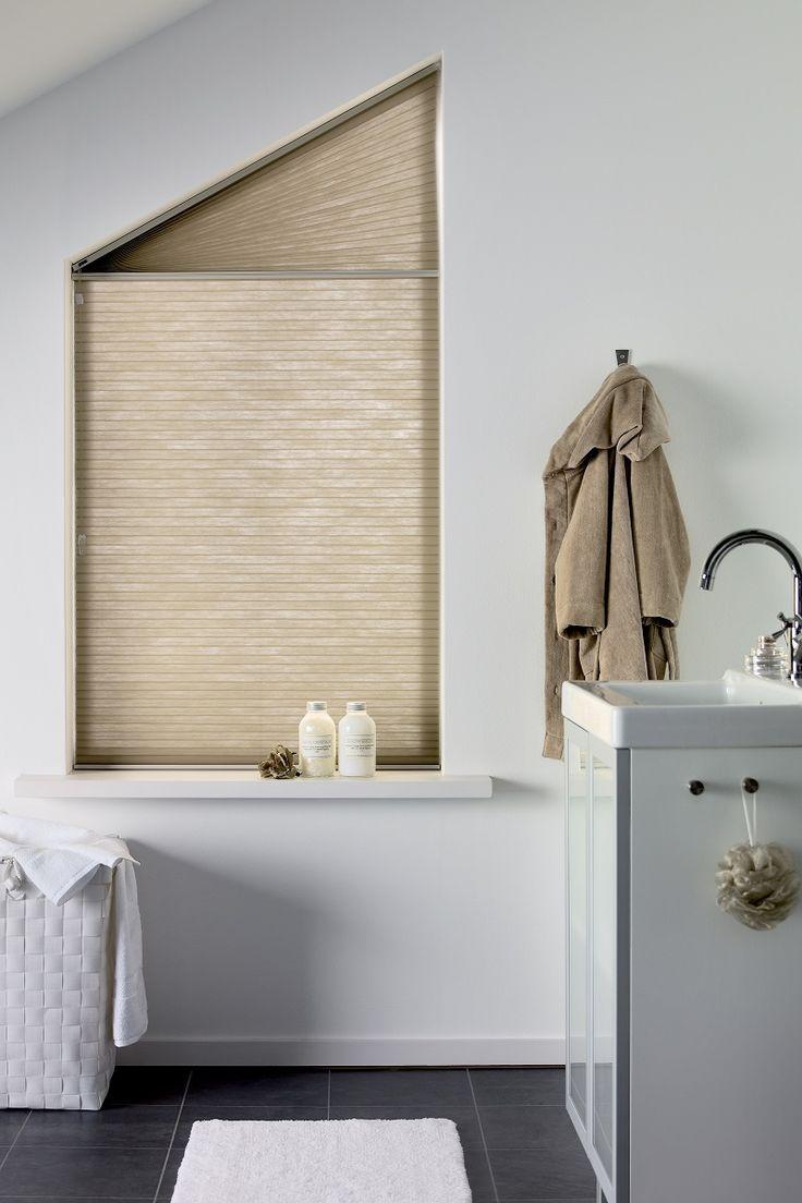 best  modern blinds ideas on pinterest  modern window  - beige duette energy saving blinds neutral bathroom blinds contemporaryneutral colour inspiration for decorating