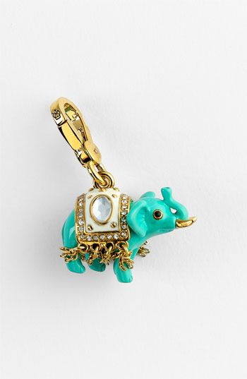 juicy couture elephant charm!
