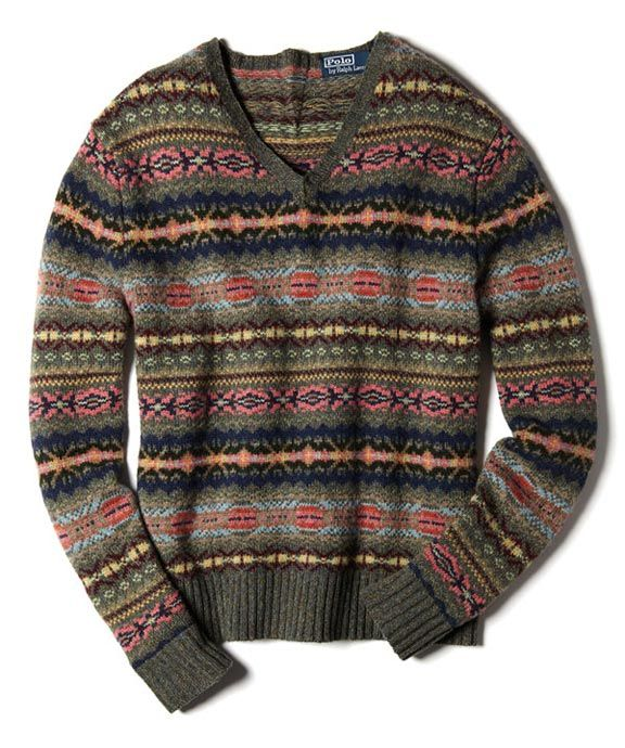 24 best Fair Isle images on Pinterest | Tank tops, Catwalk and Drawing