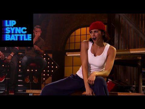 "Channing Tatum & Beyonce's ""Run The World (Girls)"" vs. Jenna Dewan-Tatum's ""Pony""   Lip Sync Battle - YouTube"