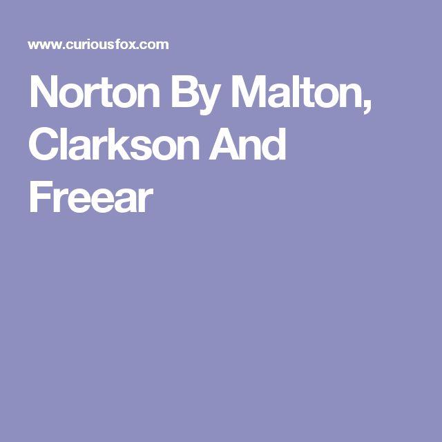 Norton By Malton, Clarkson And Freear